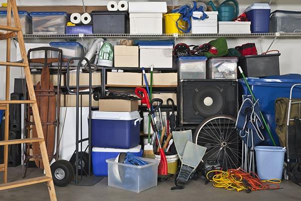 common garage storage mistakes