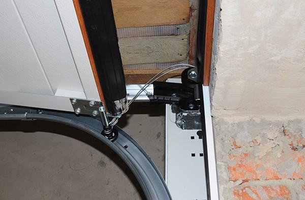 garage door opener broken