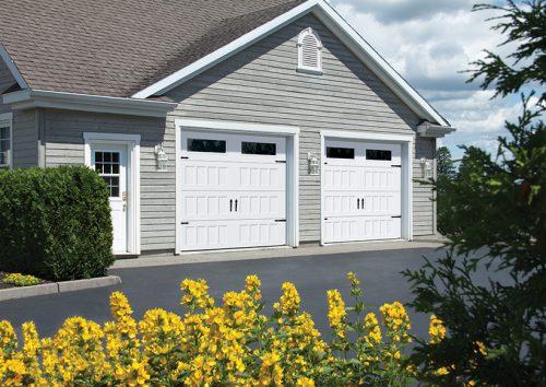 Shaker XS Garaga Door