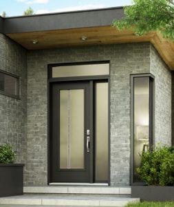 view of an entry door