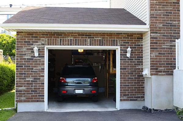 small size garage