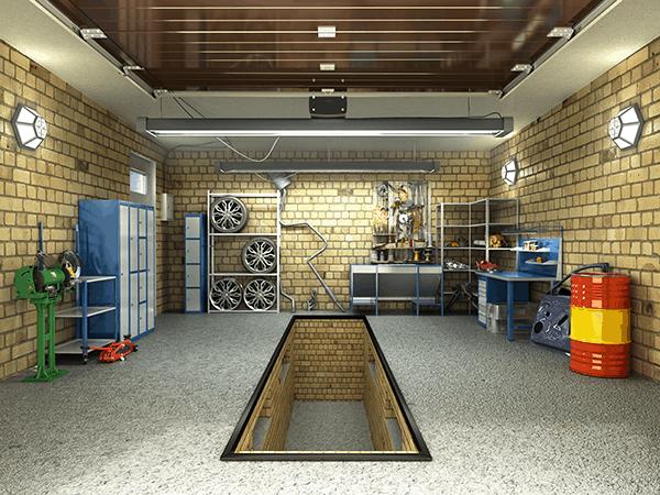 garage basements