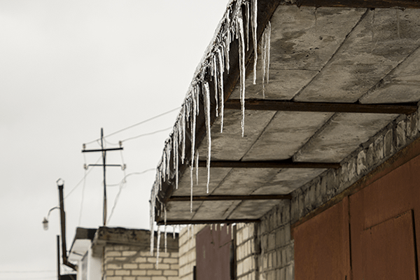 icicle accidents