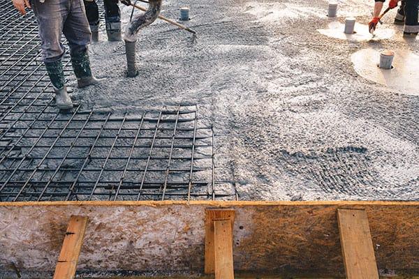 How to fix cracked concrete floor