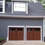 canyon ridge ultra grain garage door