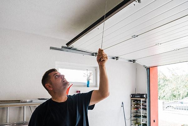 tips for garage door safety