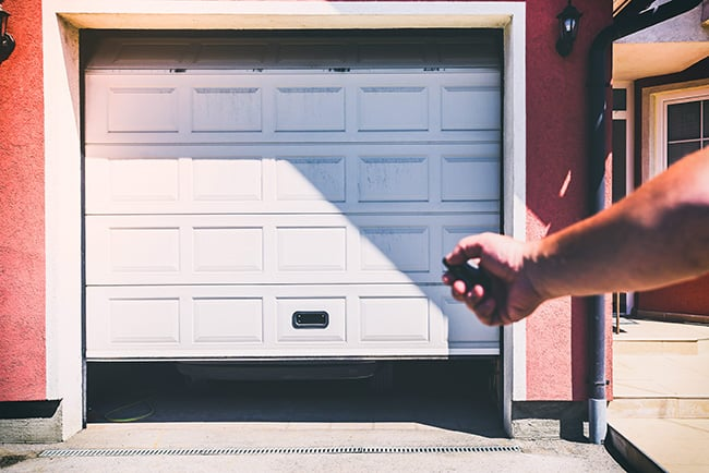 building a safe room in your garage
