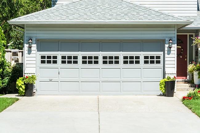 detached garage safe room