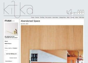 Kitka Design Toronto Website