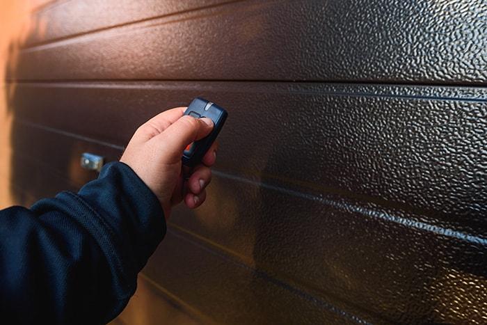 types of garage door openers