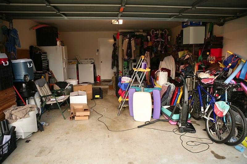 garage dust collection
