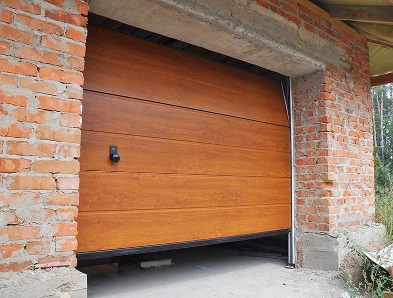 cheap doors are not the best investment for your garage