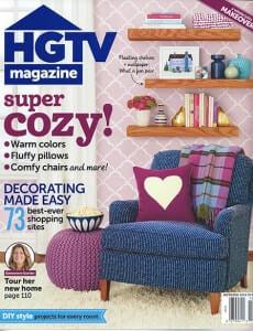 HGTV magazine Oct