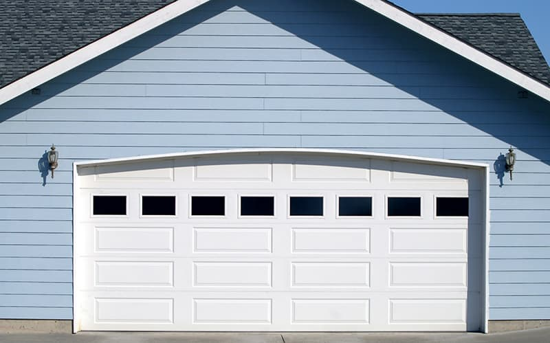 modular style garage
