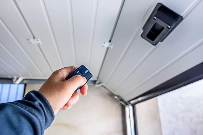 i lost my garage door opener