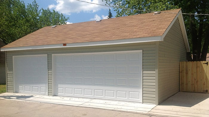 expanding your garage