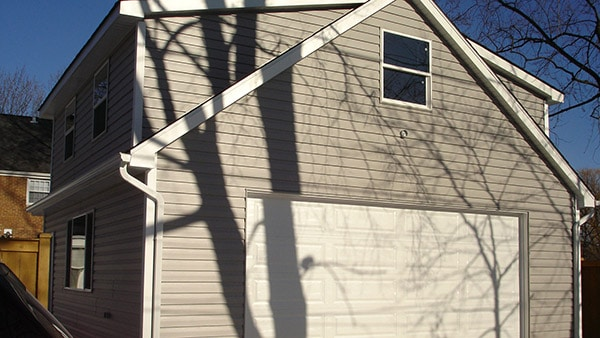 benefits of two story garages