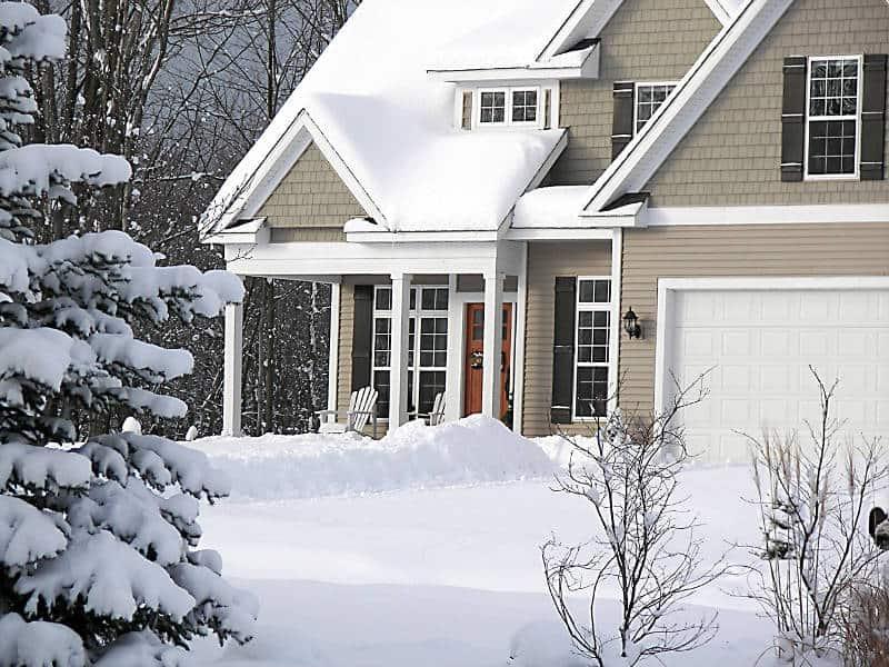 garage floor mats for snow
