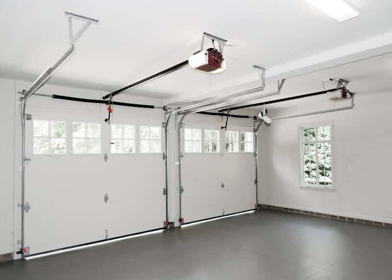 torsion springs help your garage door open