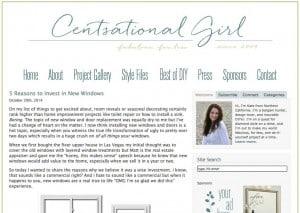 Centsational Girl