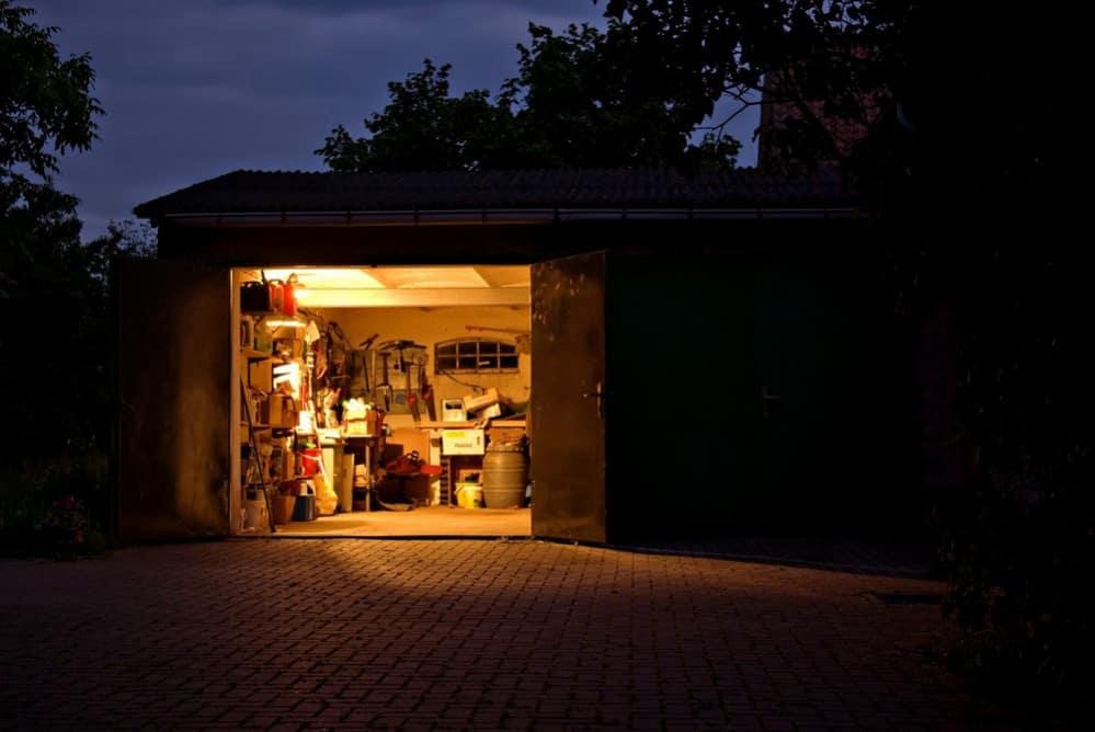 Creating the Ultimate Garage Workshop