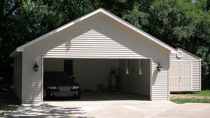garage parking aids