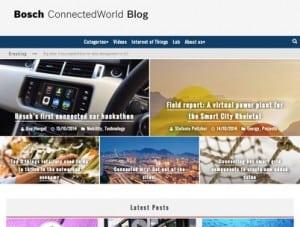 Bosch ConnectedWorld Blog