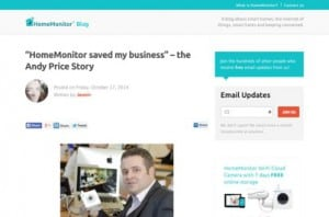 HomeMonitor Blog
