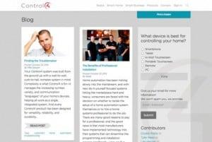 Control4 Blog