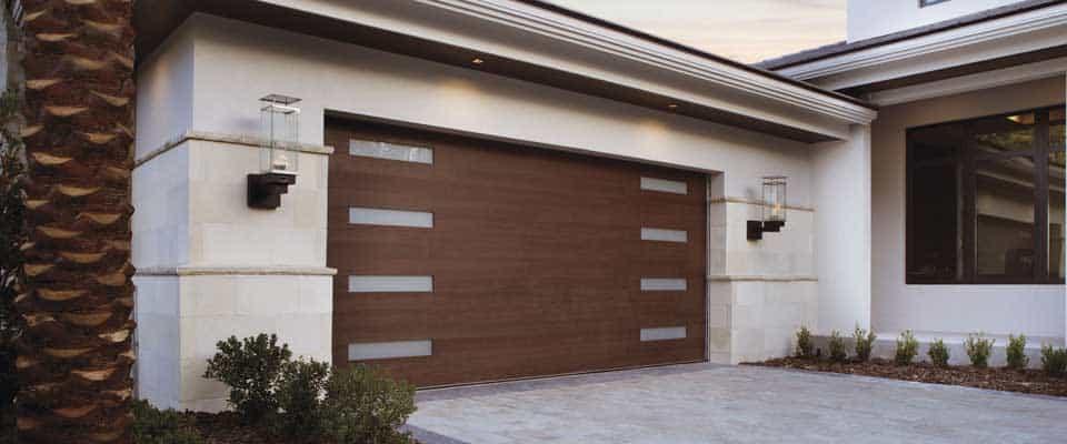 Brown Garage Door From Clopay