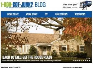 1-800-GOT-JUNK? Blog