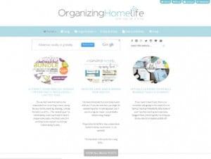 Organized Homelife