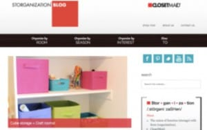 ClosetMaid – Storganization Blog