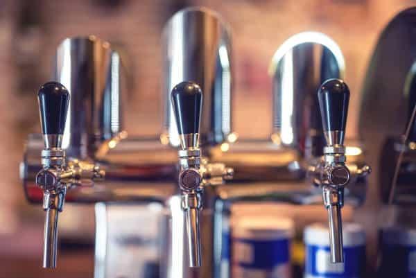 bar taps