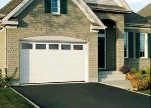 Styles garage door that's best for your home (colonial)