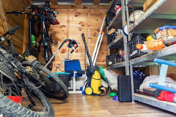 pest-free garage
