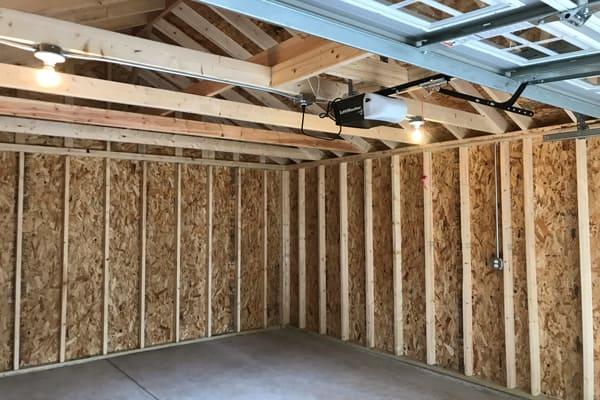 Garage Framing