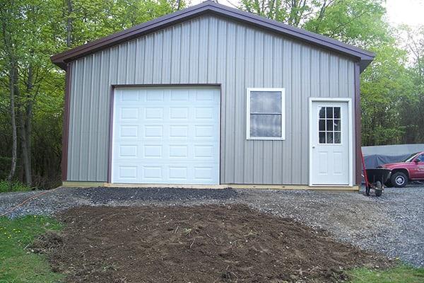 pole barn garage