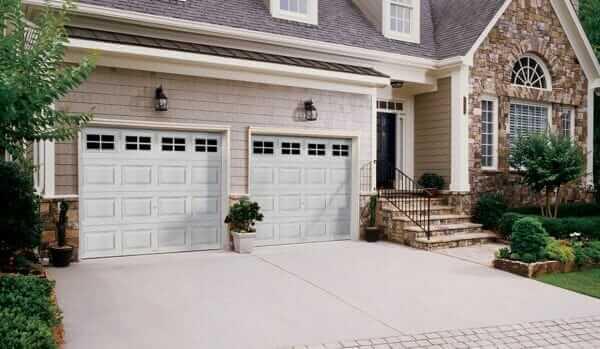 Clopay insulated garage doors